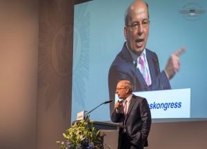 Der Bundesvorsitzende der DPolG Rainer Wendt | © Tomas Moll