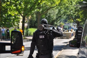 Symbolfoto SEK | Foto: Polizei SH