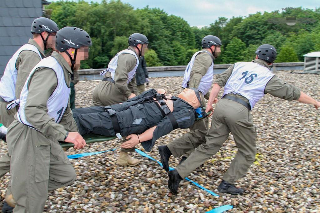 Combat Team Conference 2015   Foto: Bundespolizei