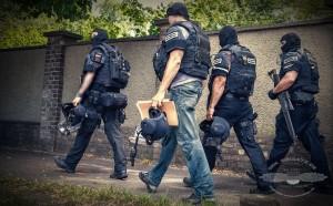 Einsatzkräfte des SEK | Symbolfoto: © Tomas Moll