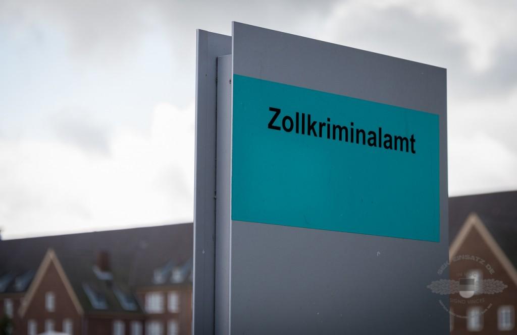 Tag des Zolls am 05.09.2015 in Köln (NRW). Foto:  © Tomas Moll