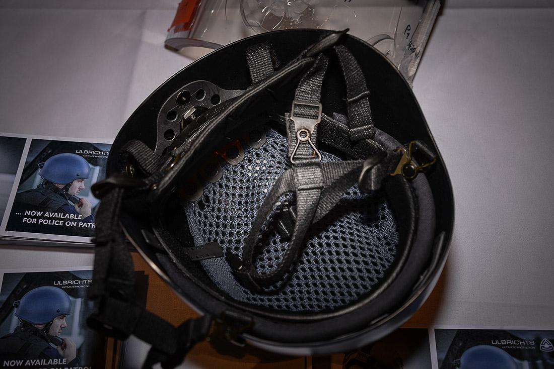 Innenhelm ist per Drehknopf für Kopfgrößen 52-62 stufenlos verstellbar | Foto: © Tomas Moll