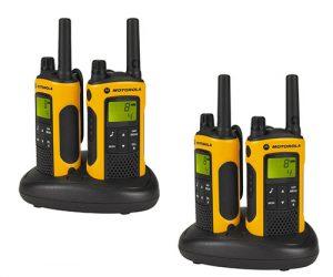 Anzeige: Motorola TLKR T80 Extreme PMR Funkgerät