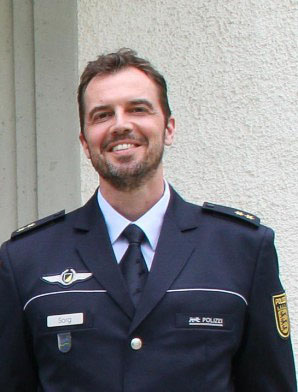 Kriminaloberrat Bernd-Michael Sorg | Foto: © Polizei BW
