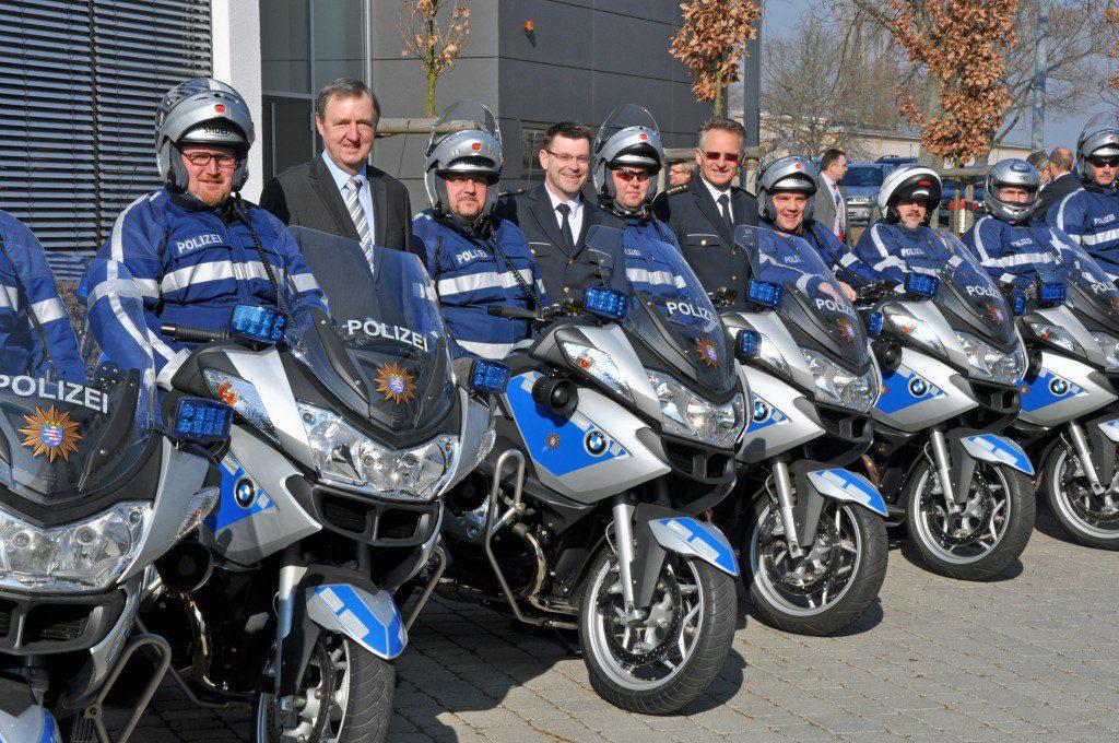 Polizei In Osthessen Hat Neue Streifenmotorr 228 Der Sek Einsatz De
