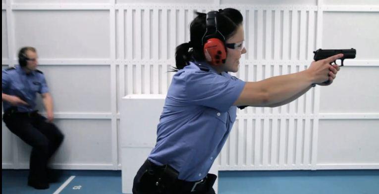 imagevideo fr die personalwerbung der thringer polizei - Polizei Thuringen Bewerbung