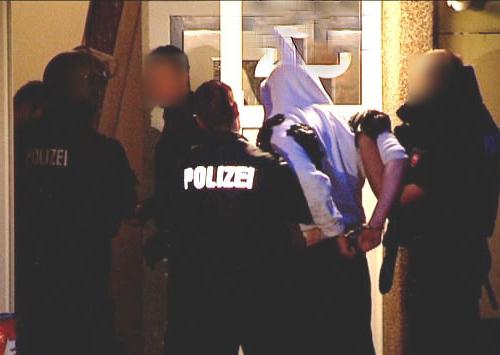Festnahme durch Spezialeinheiten | Foto: Archiv