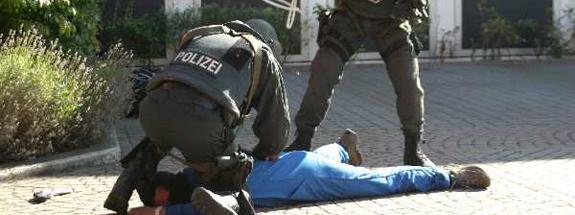 Festnahme durch SEK | Symbolfoto
