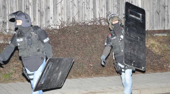 Spezialeinheiten der Polizei Bayern | Foto Archiv: © Ess - fib