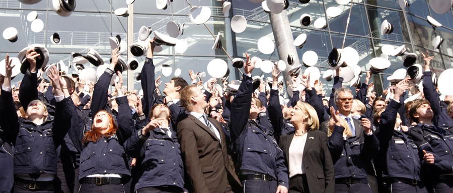 Innenminister Ralf Jäger bei einer Vereidigung in Köln | Foto: © Archiv MIK