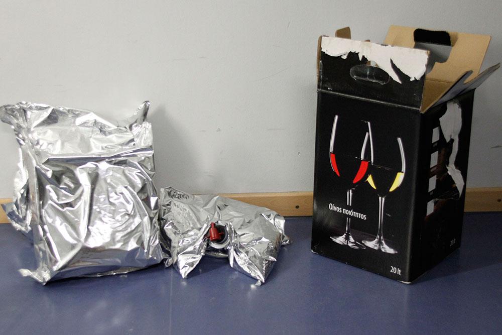 verpackte Drogen in den Kartons | Foto: © Polizei Kassel