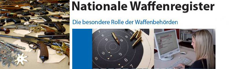 Photo of Nationale Waffenregister ging pünktlich an den Start
