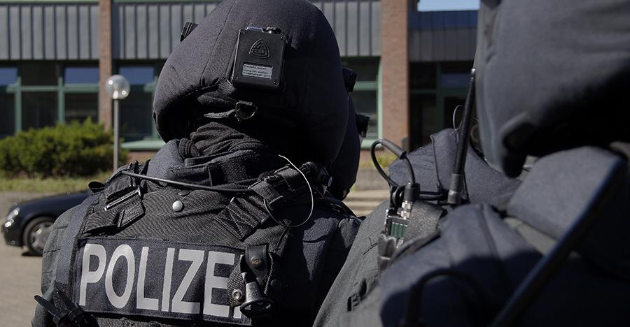 SEK Kräfte im Einsatz | Symbolfoto: © fjmoll.de