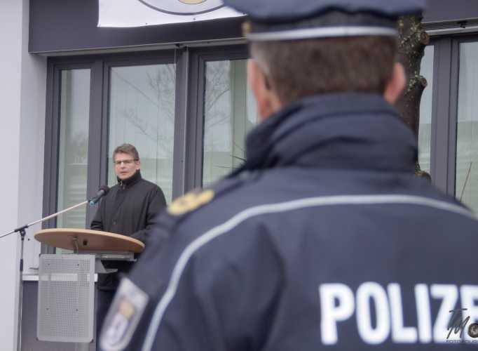 Berlins Polizeipräsident Klaus Kandt | Foto: © Tomas Moll