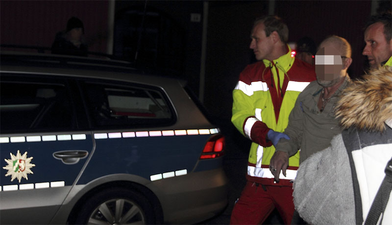 Photo of SEK Einsatz nach Beziehungsdrama in Gelsenkirchen