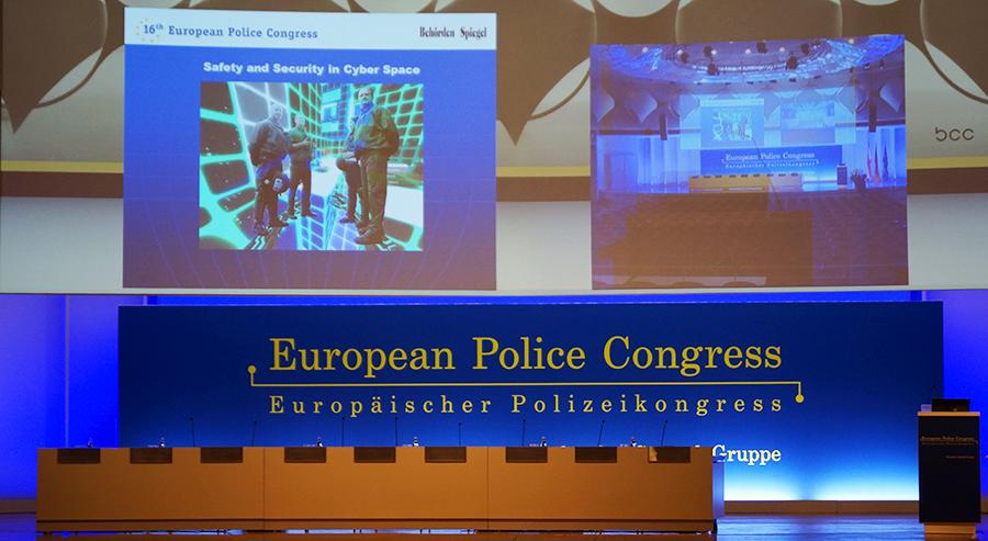 Europäische Polizeikongress im Berliner Congress Center (bcc) | Foto Archiv: © fjmoll.de