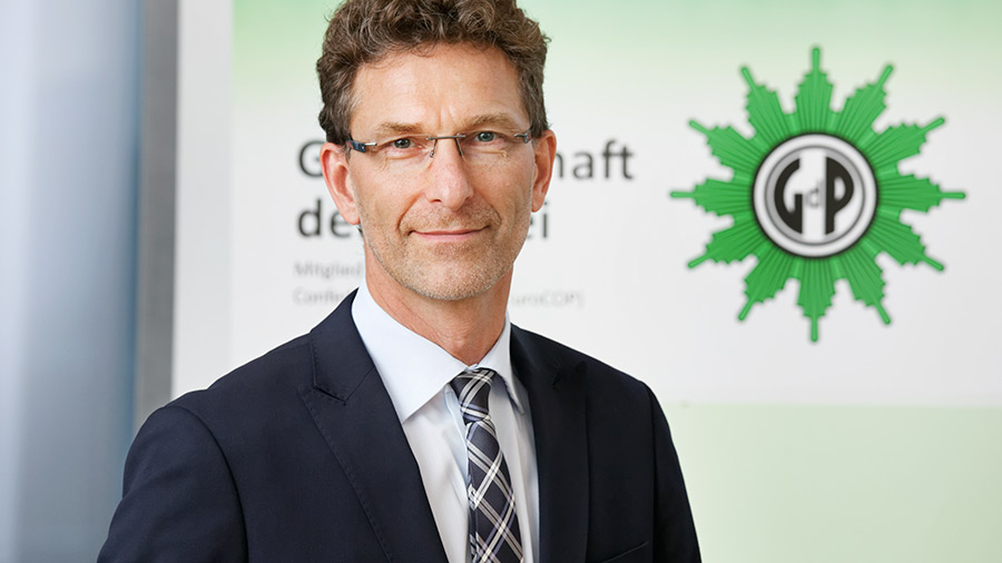 GdP-Bundesvorsitzender Oliver Malchow | Foto: GdP