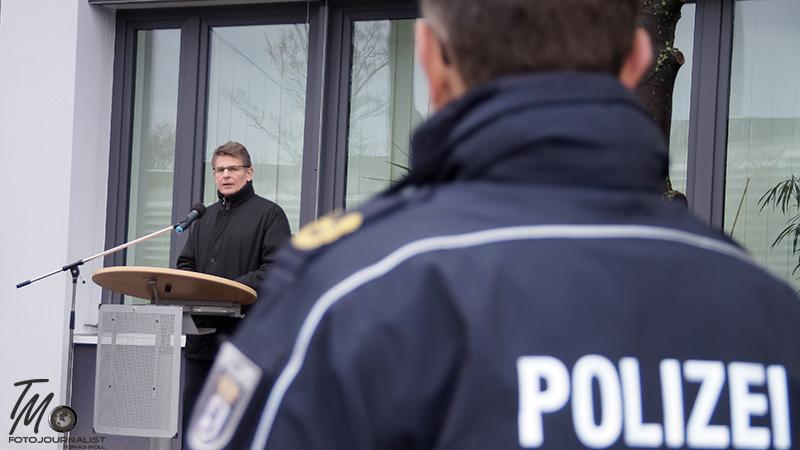Berlins Polizeipräsident Klaus Kandt | Foto Archiv: fjmoll.de