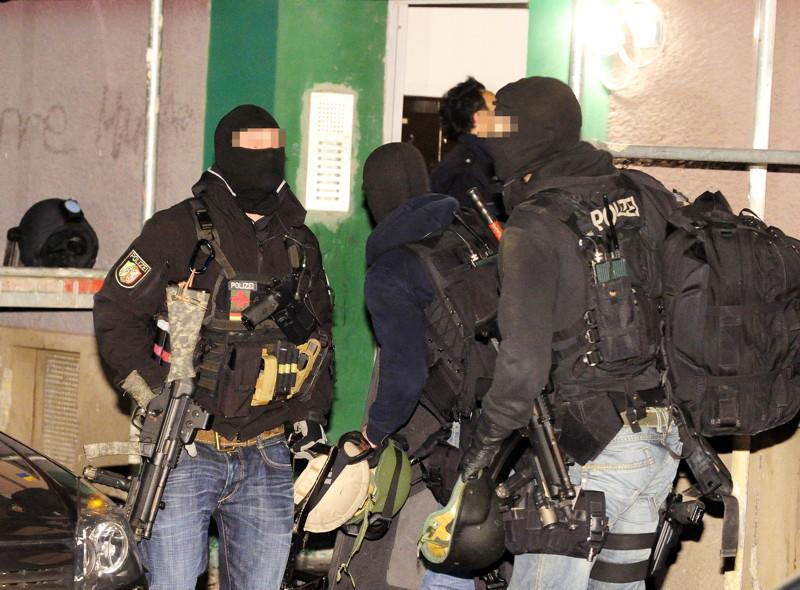 Symbolfoto Spezialeinheiten Polizei NRW | Foto: © Frank Bock / PRESSEBILD Bock