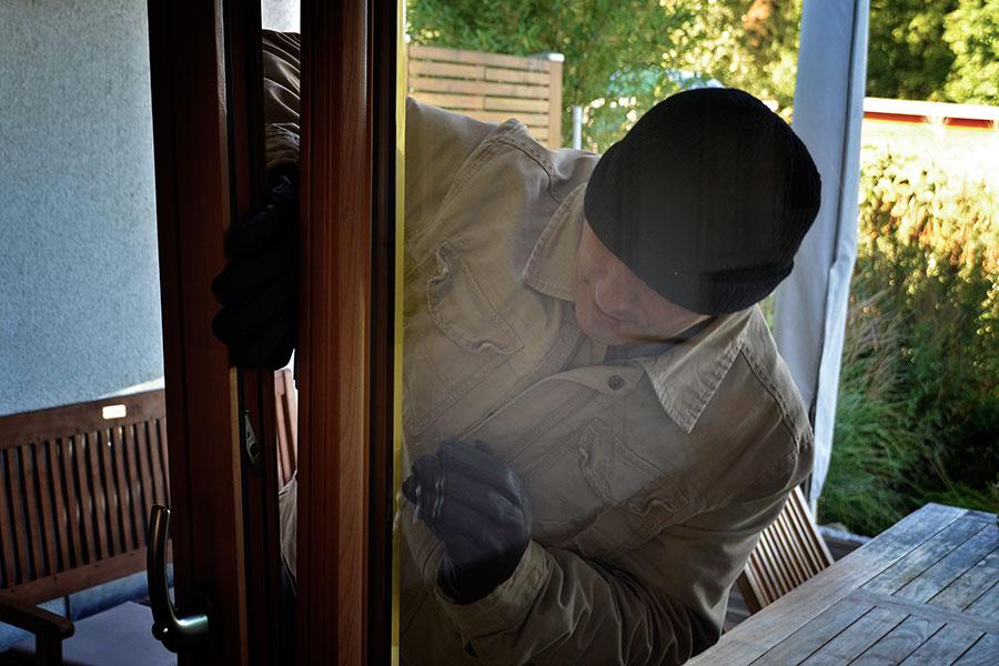 Schützen Sie sich gegen Einbrecher | Symbolfoto: © Polizei-Beratung.de