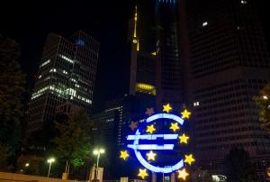 EZB-Euro-Symbolfoto