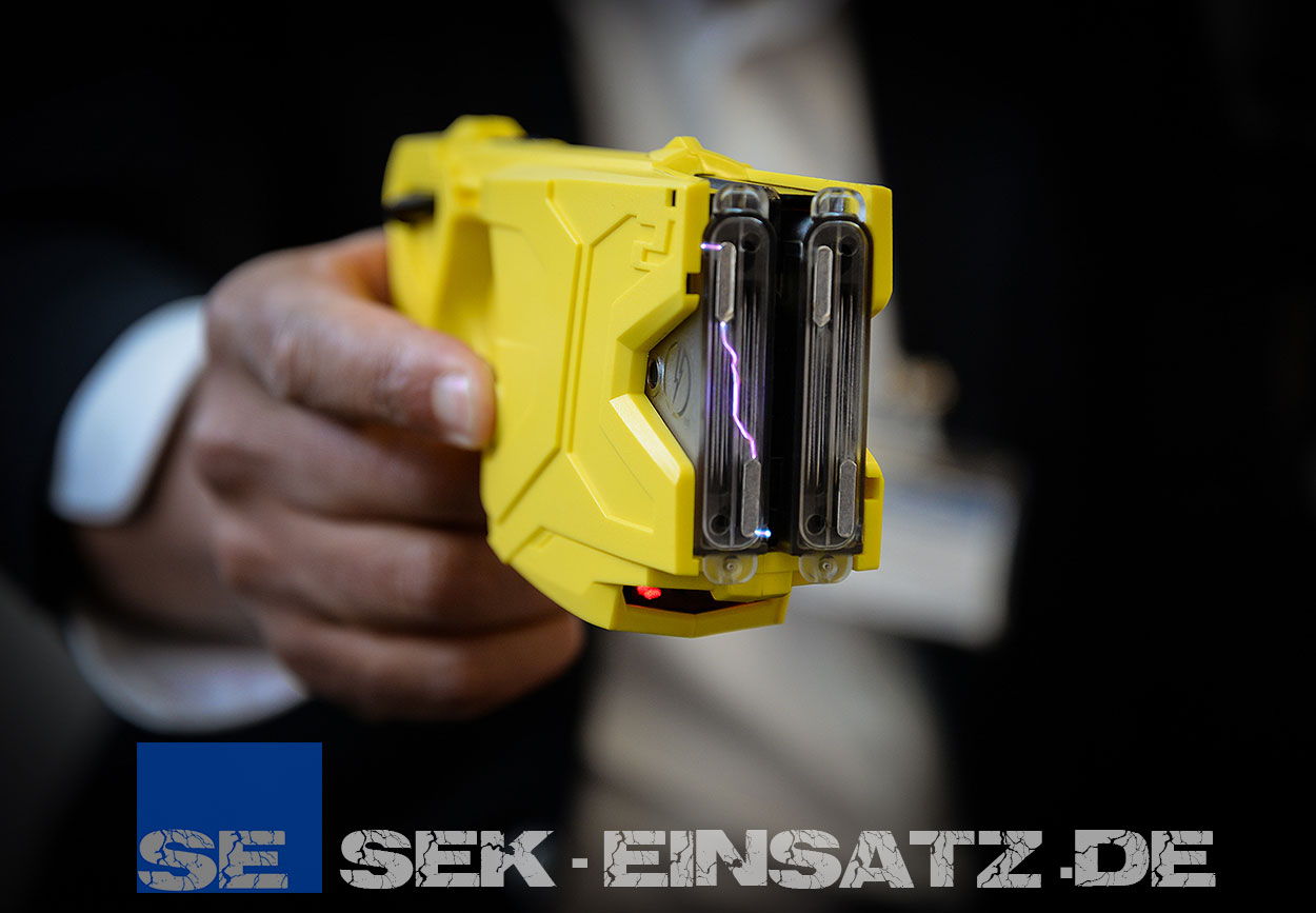 Photo of Taser bald im Polizeialltag in Rheinland-Pfalz?