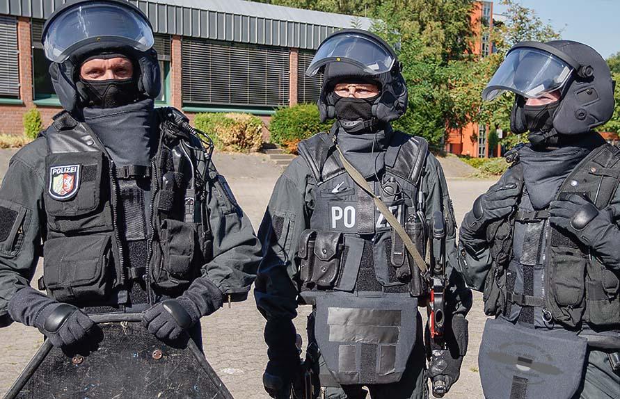 Angehörige eines SEKs der Polizei NRW | Symbolfoto: © Tomas Moll