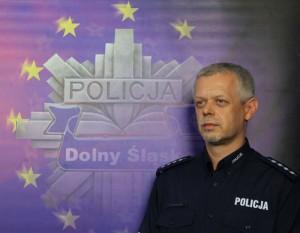Sprecher der Kommandantur der Woiwodschaft Wroclaw Pawel Petrykowski