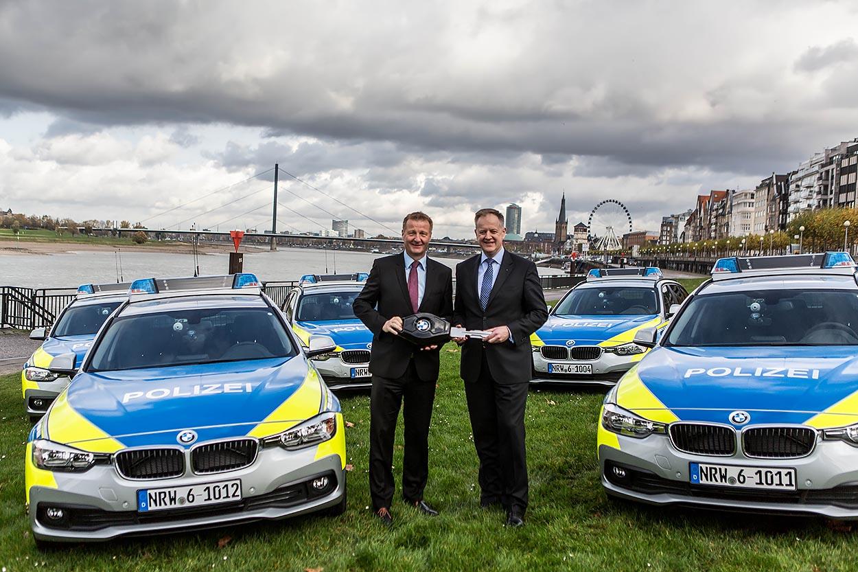 Neue Streifenwagen für die Polizei NRW | Foto: © MIK NRW
