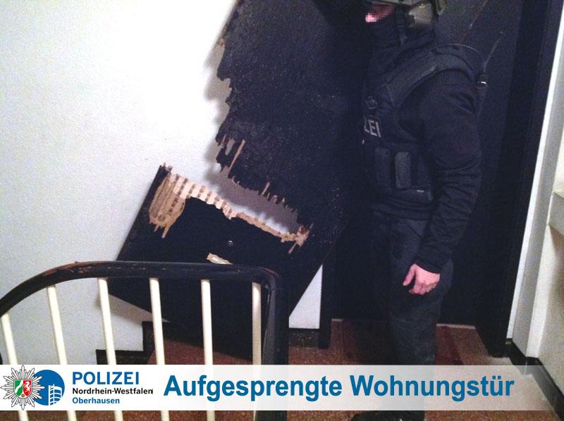 Foto: © Polizei Oberhausen