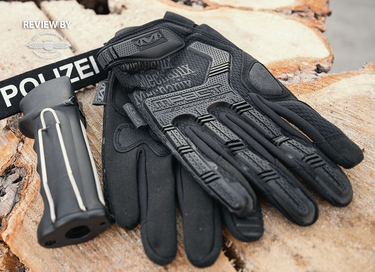 Photo of Review: Einsatzhandschuhe Mechanix