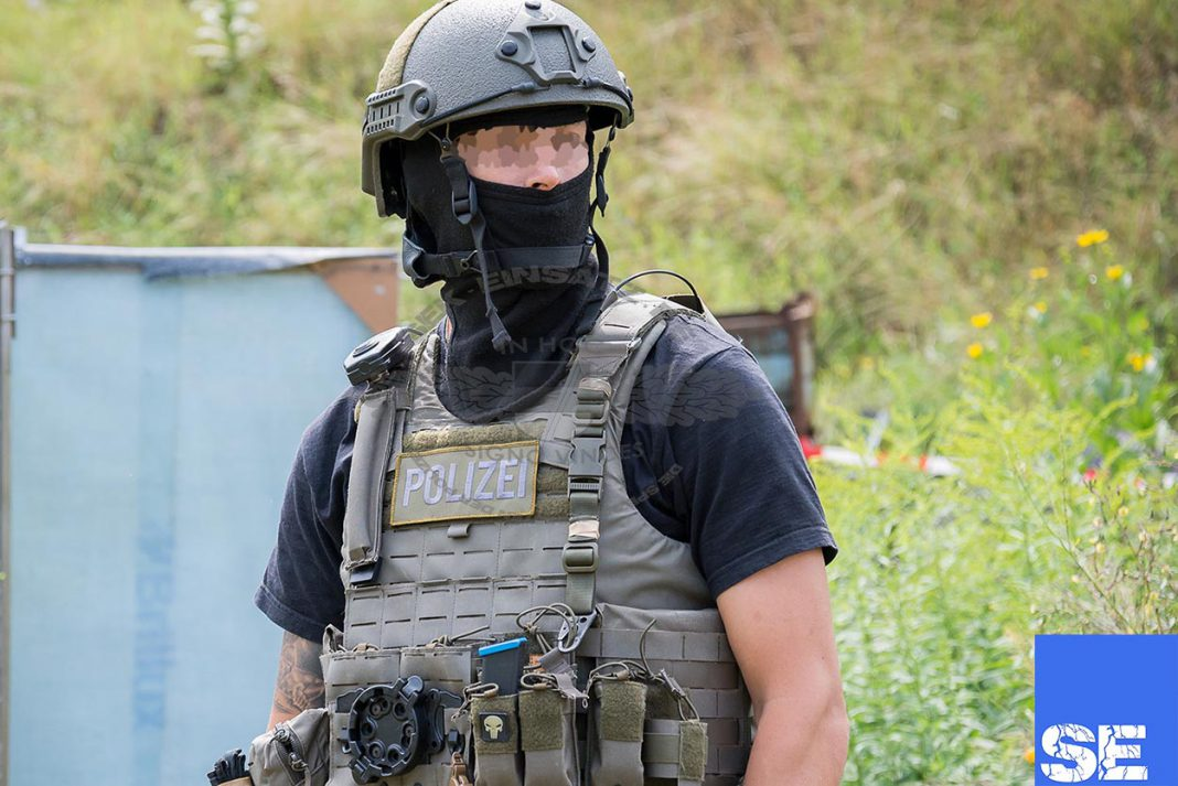 Reichsbürger mit Waffe löst SEK-Einsatz in Garching aus