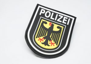 Bundespolizei Patches in unserem Onlineshop - Anzeige