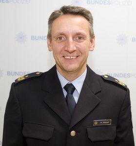 Dr. Karl-Heinz Blümel, Präsident der Bundespolizeidirektion München ab Dezember 2016 | Foto: © BPol München