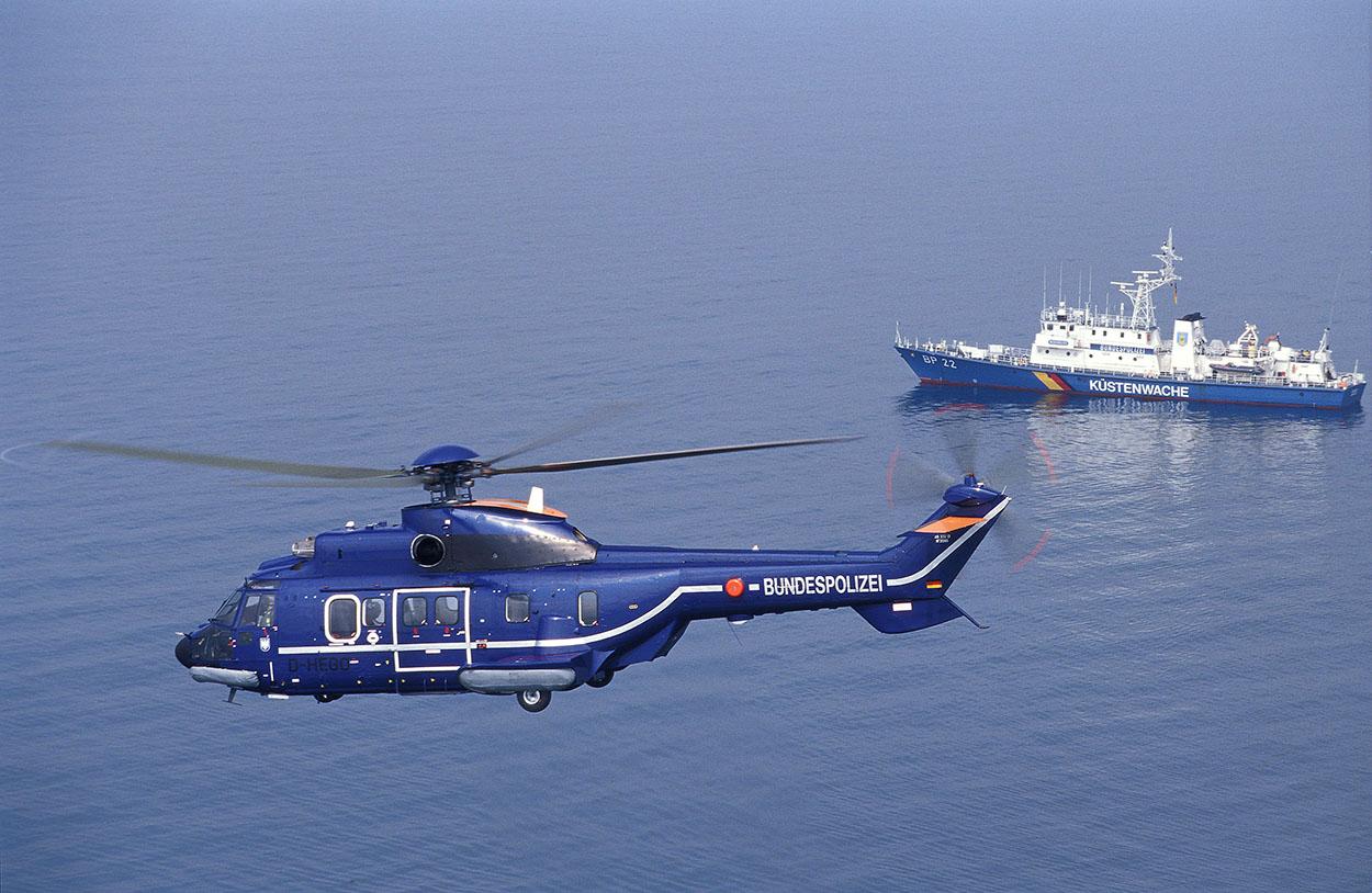 Photo of Neue hochseetaugliche Einsatzschiffe für die Bundespolizei