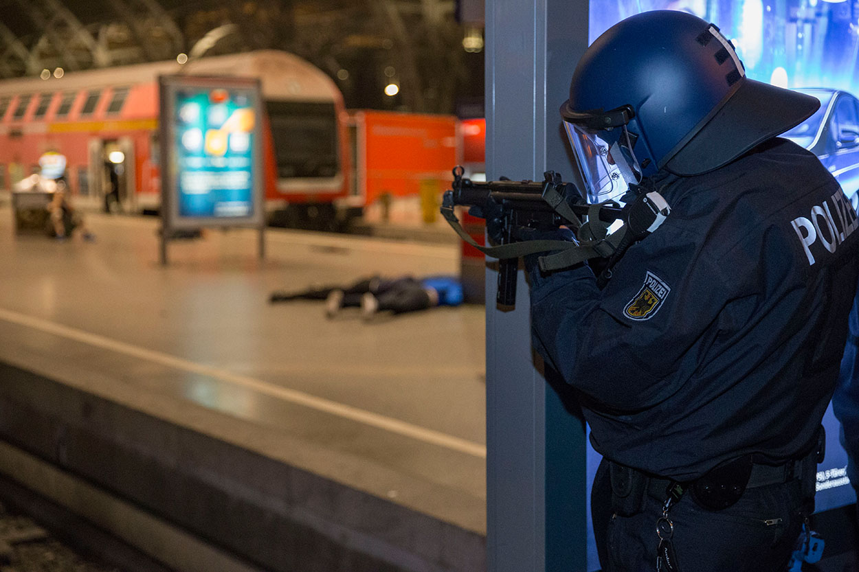 Photo of Nach Anti-Terrorübung: Bundespolizei zieht positives Fazit