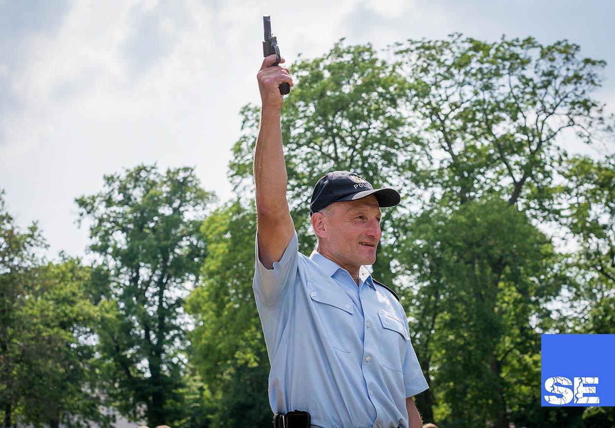 Photo of Behördenleiterwechsel der Direktion Bundesbereitschaftspolizei