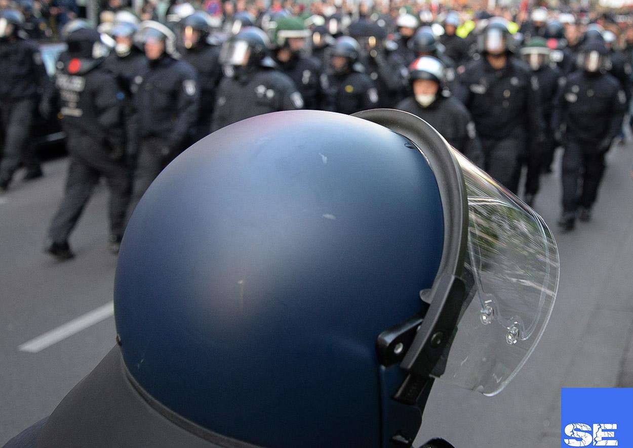Razzia! Polizei stürmt Häuser der Dynamo-Ultras