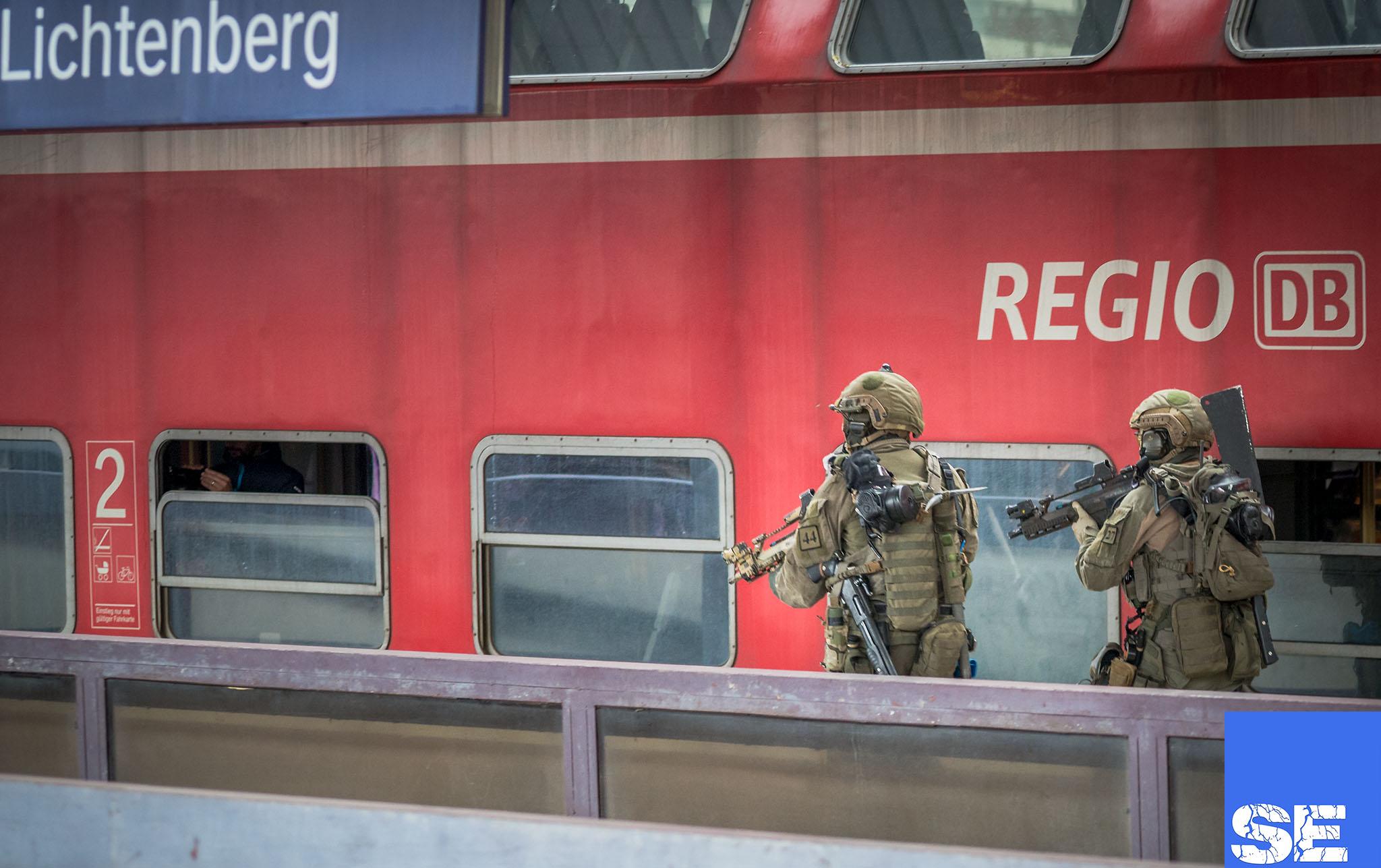 Photo of Probe für den Anschlagsfall: Taktisches Vorgehen der Bundespolizei