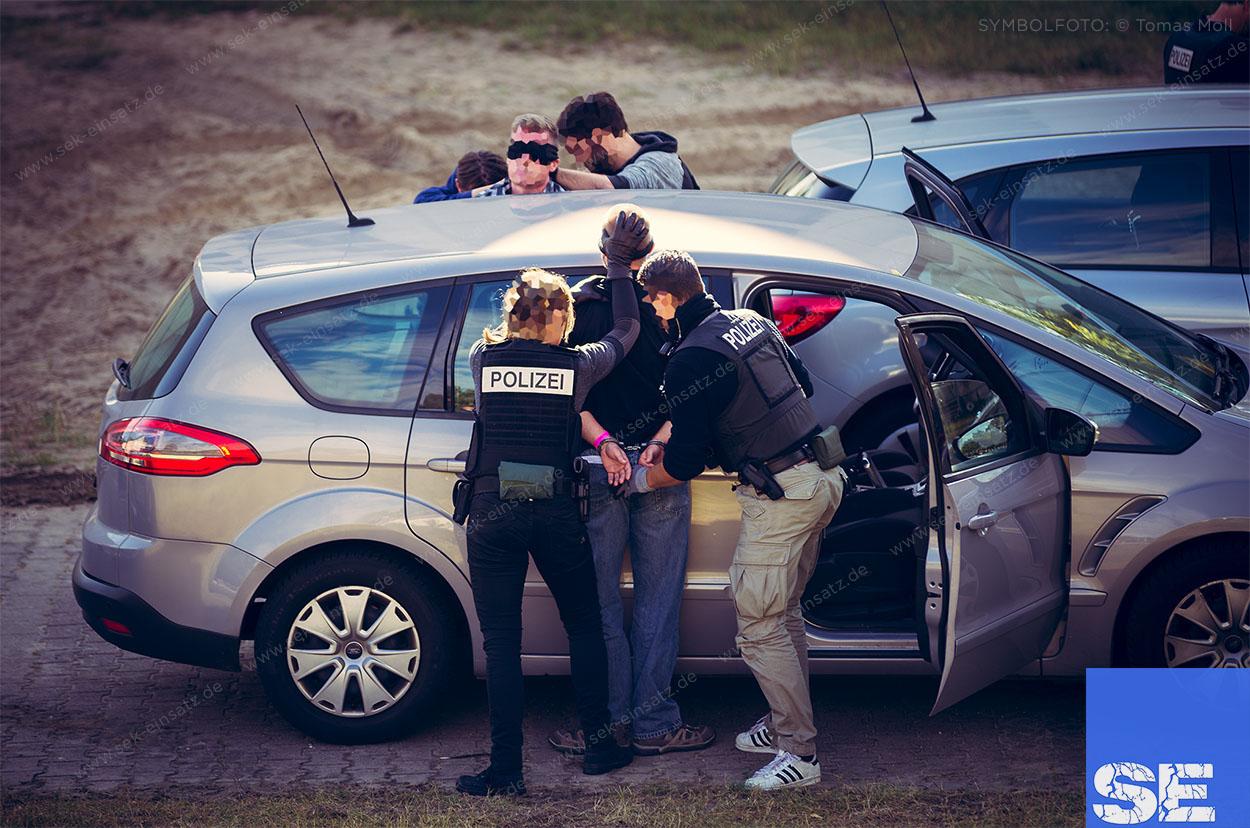 Photo of MEK-Einsatz: Schuss bei Festnahme von Einbrecherbande