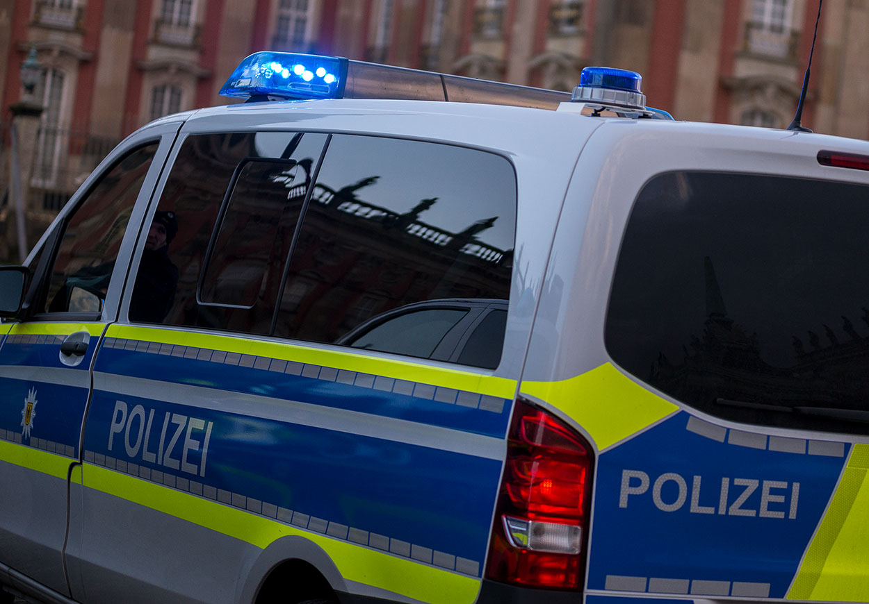 Razzia gegen iranische Agenten in Berlin