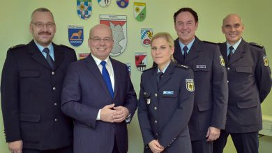 Photo of DPolG-Chef Wendt besucht Bundesbereitschaftspolizei