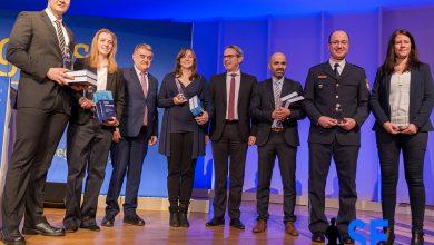 Photo of Zukunftspreis Polizeiarbeit 2018 verliehen