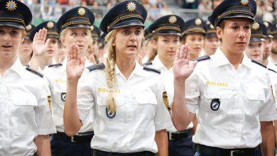 Photo of Rekordzahl von 1.755 neuen Polizistinnen und Polizisten vereidigt