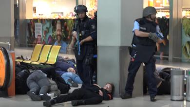 Photo of Anti-Terror-Übung am Flughafen Köln/Bonn beendet